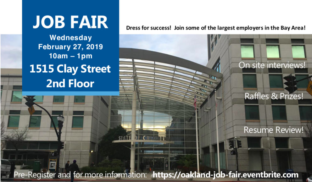 Bay Area Job Fair